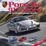 Porsche 911 Story : The Entire Development History - Paul Frere