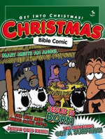 Christmas Bible Comic - The Edge Group