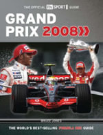 ITV Sport Guide Grand Prix 2008 - Bruce Jones