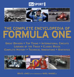 ITV Sport : The Complete Encyclopedia of Formula One