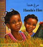 Handa's Hen in Farsi and English - Eileen Browne
