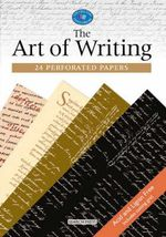 The Art of Writing : 24 Perforated Papers