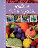 Knitted Fruit & Vegetables - Susie Johns