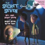 Well Done, Secret Seven and Secret Seven on the Trail : Secret Seven - Enid Blyton