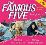 Five Run Away Together : AND Five on Finniston Farm - Enid Blyton