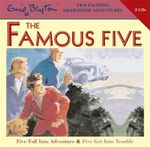 Five Fall into Adventure & Five Get into Trouble : v. 8 - Enid Blyton
