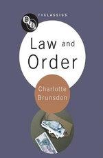 Law and Order : BFI TV Classics - Charlotte Brunsdon