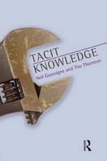 Tacit Knowledge : Applications to Social, Executive Function, Langua... - Neil Gascoigne
