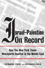 Israel-Palestine on Record : How the