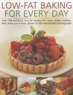 Low-Fat Baking for Every Day - Linda Fraser
