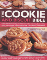 The Cookie Book : Over 300 Step-by-step Recipes for Home Baking - Joanna Farrow