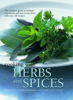 Cooking with Herbs and Spices - Andi Clevely