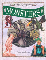 Monsters : Discovery  - Fiona Macdonald