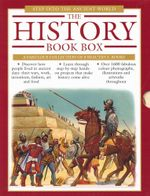 The History Book Box : A Fabulous Collection of 8 Beautiful Books - Fiona Macdonald