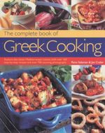 The Complete Book of Greek Cooking - Rena Salaman
