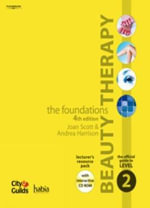 Beauty Therapy : The Foundations - The Official Guide to Level 2 Lecturer's Resource Pack - Joan Scott