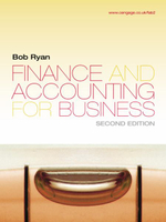 Finance and Accounting for Business - Bob Ryan