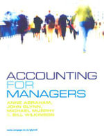 Accounting for Managers - John Glynn