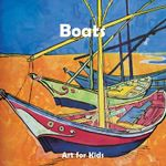 Boats  Puzzling Book : With five 25-piece puzzles - Klaus H Carl