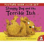 Shaggy Dog and the Terrible Itch : Includes CD - David Bedford