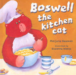 Boswell the Kitchen Cat - M Newman