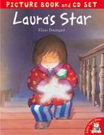 Laura's Star : Includes CD - Klaus Baumgart
