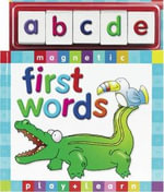 First Words : Magnetic Play and Learn - Top That!