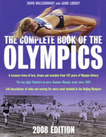 The Complete Book of the Olympics - David Wallechinsky