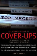 The Mammoth Book of Cover-ups - Jon E. Lewis