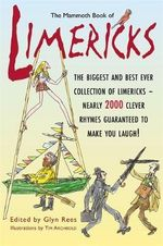 The Mammoth Book of Limericks - Glyn Rees