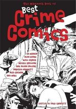 The Mammoth Book of Best Crime Comics : Mammoth Books - Paul Gravett