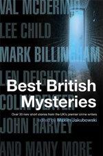 The Mammoth Book of Best British Mysteries : Mammoth Books - Maxim Jakubowski