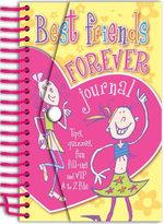 Best Friends Forever Journal - Sue Mongredien