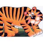 Tiger : Chunky Animals - Kay Massey