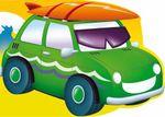 Fin : Chunky Big Vehicles - Kay Massey