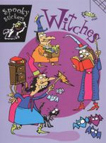 Witches : Spooky stickers - Joe Stites