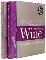 The World of Wine : Mitchell Beazley Drink - Jancis Robinson