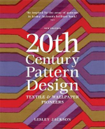 20th Century Pattern Design : Textile and Wallpaper Pioneers - Lesley Jackson