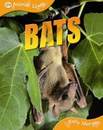 Bats : Animal Lives - Sally Morgan