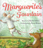 Marguerites Fountain - Rachael Elliot