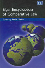 Elgar Encyclopedia of Comparative Law - Jan M. Smits