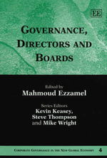 Governance, Directors and Boards