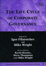 The Life-Cycle of Corporate Governance : Corporate Governance in the New Global Economy Series