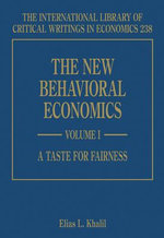 The New Behavioral Economics - Elias L. Khalil