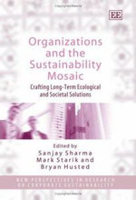 Organizations and the Sustainability Mosaic Crafting Long-Term Ecological and Societal Solutions