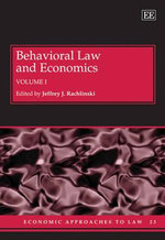 Behavioral Law and Economics : Economic Approaches to Law Series