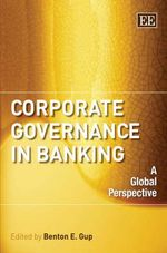 Corporate Governance in Banking : A Global Perspective