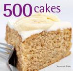 500 Cakes - Susannah Blake