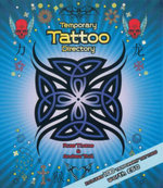 Temporary Tattoo Directory : Includes 100 Temporary Tattoos - Russ Thorne