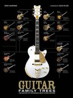 Guitar Family Trees : History of the World's Most Iconic Guitars - Terry Burrows